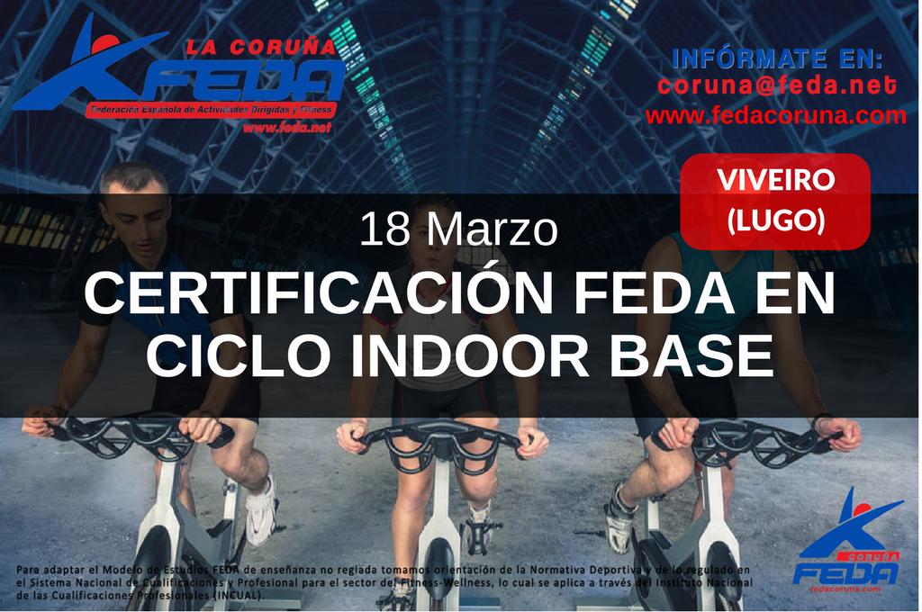 Ciclo Indoor LUGO 1803