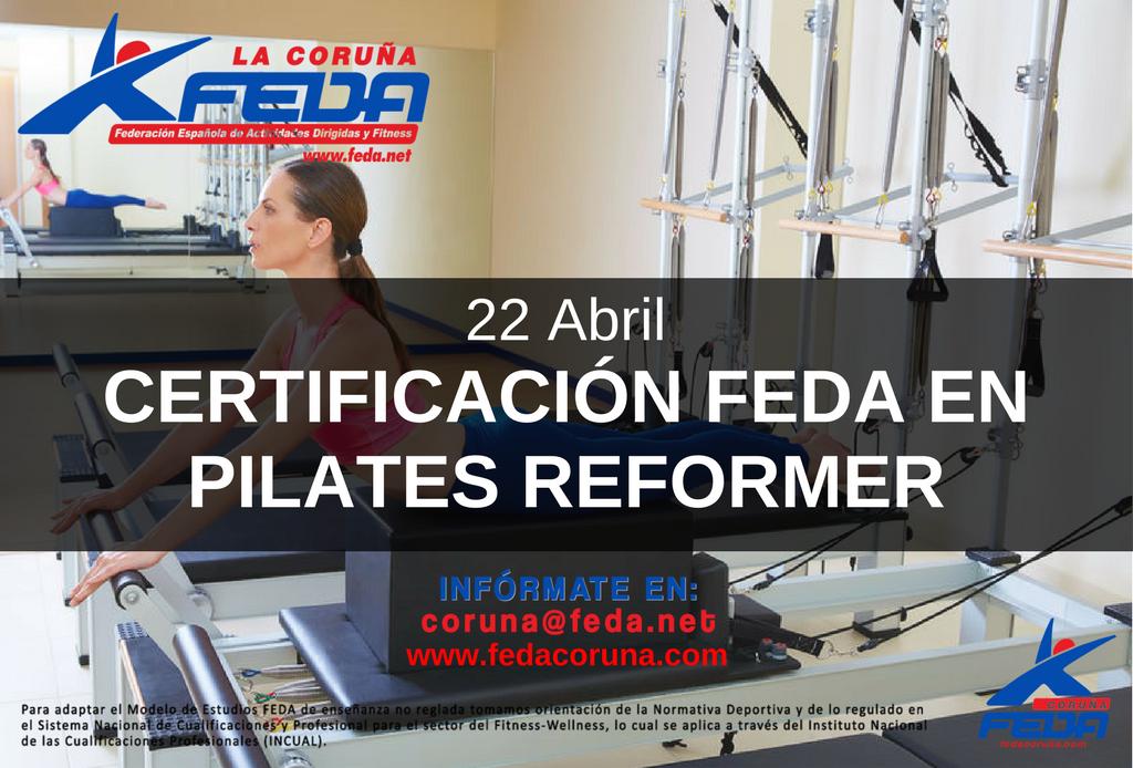 Pilates Reformer 2204