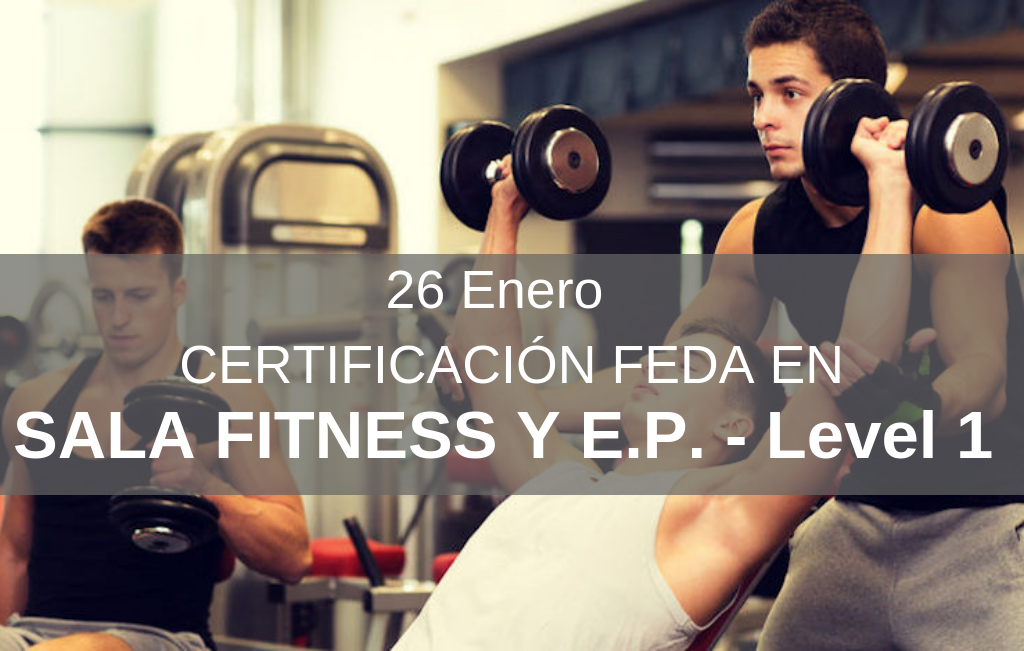 FITNESS Y EP